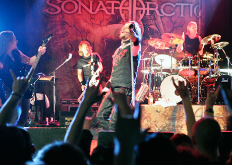 Sonata Arctica / Arsis / Kobra and the Lotus Opera House, Toronto, ON, December 11