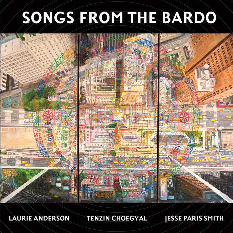 Laurie Anderson Announces Smithsonian Folkways Album 'Songs from the Bardo'