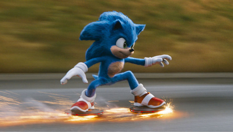 They're Making a 'Sonic the Hedgehog' Sequel