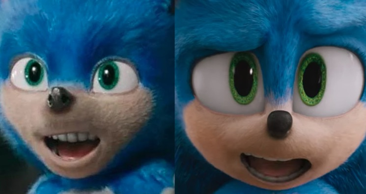 'Sonic the Hedgehog' Is Decidedly Less Terrifying in New Trailer