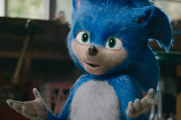 The Internet Is Torching the 'Sonic the Hedgehog' Trailer