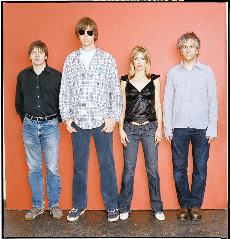 ​Sonic Youth Launch Live Archive Online