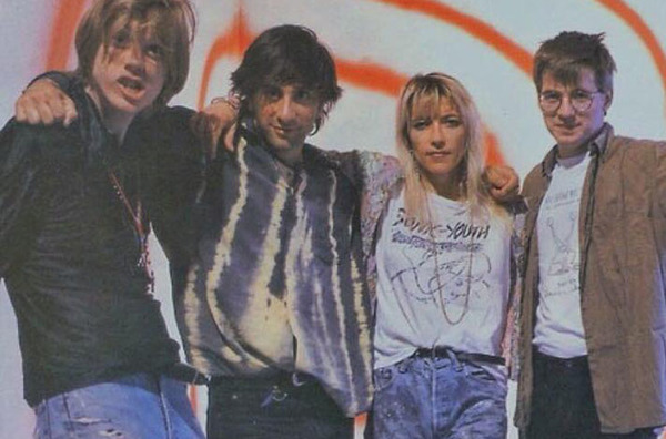 Sonic Youth Roll Out Six More Vinyl Reissues