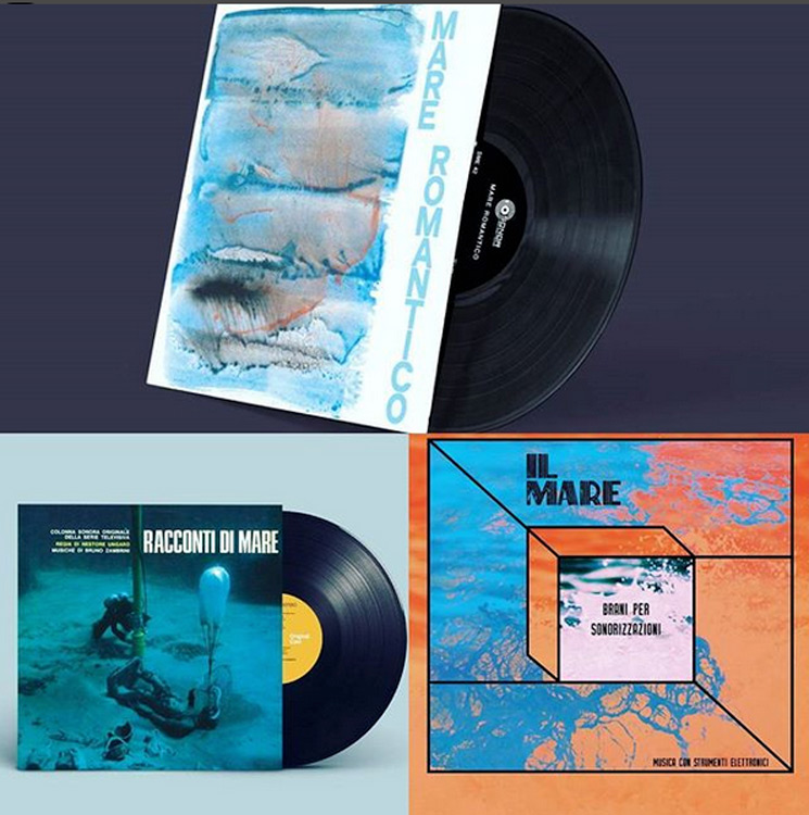 Sonor Music Editions Dives Deep into the World of Underwater Library Music
