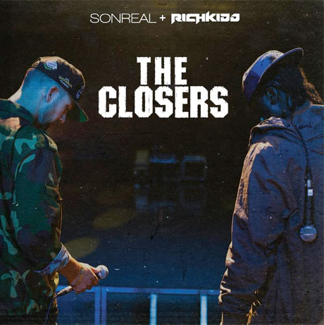 Rich Kidd and SonReal Detail Collaborative LP 'The Closers'