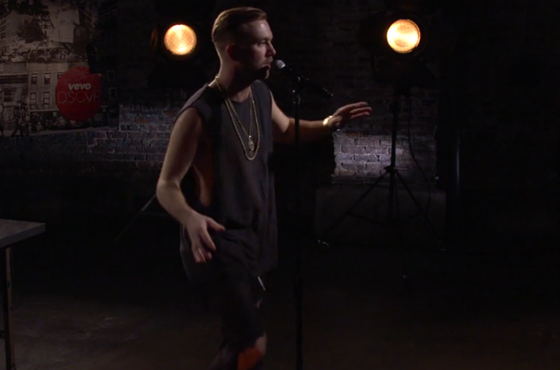 "SonReal ""For the Town"" (live video)"