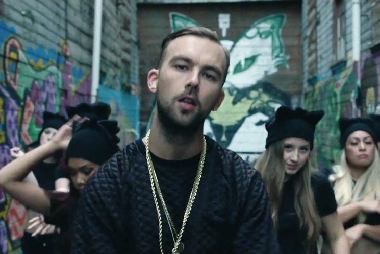 "SonReal ""For the Town"" (video)"