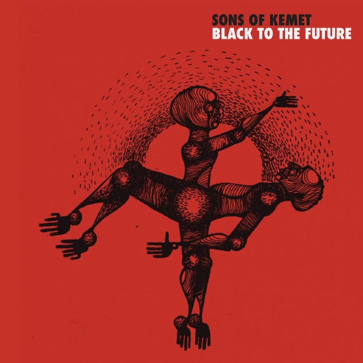 Sons of Kemet Contextualize the Past on 'Black to the Future'