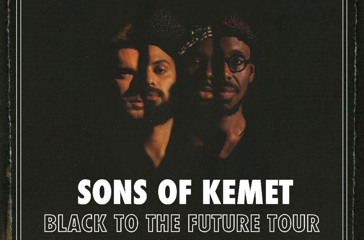Sons of Kemet Come to Canada on 'Black to the Future Tour'
