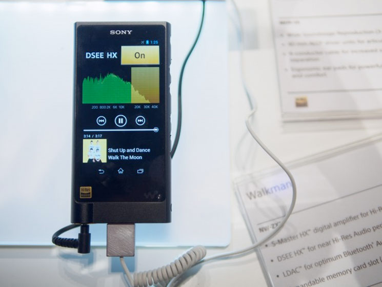 Sony Announces Hi-Res Walkman with $1,400 Price Tag