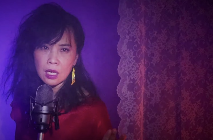 Watch Sook-Yin Lee and Adam Litovitz's New Video for 'Re-Veil'