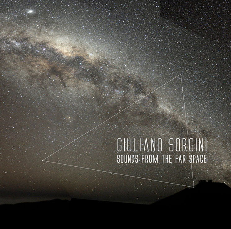 Giuliano Sorgini's Unreleased '70s Album 'Sounds from the Far Space' Unearthed