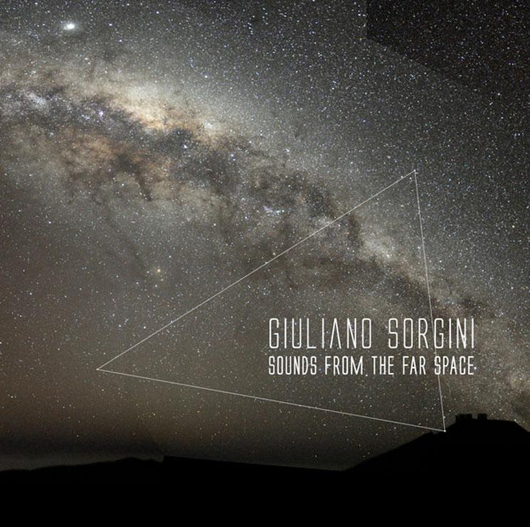 Giuliano Sorgini's Unreleased '70s Album 'Sounds from the Far Space' Unearthed