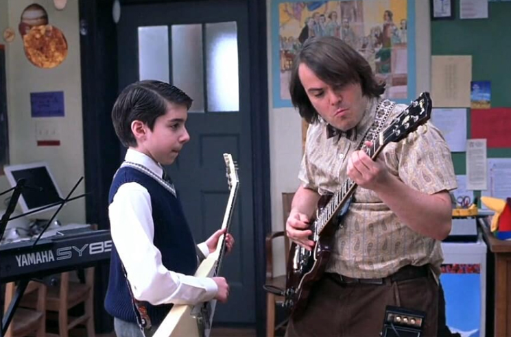 'School of Rock' Kid Arrested Four Times for Stealing Guitars