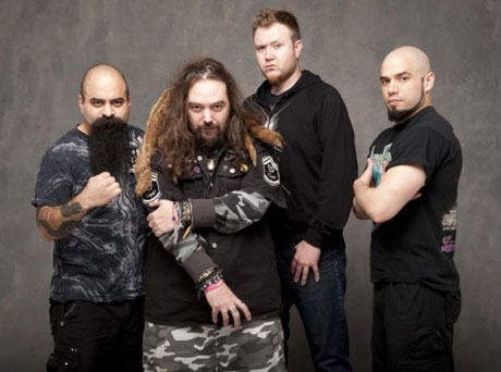 Soulfly Team Up with Members of Clutch and Napalm Death on 'Savages' LP