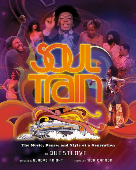 Questlove Chronicles 'Soul Train' in New Book