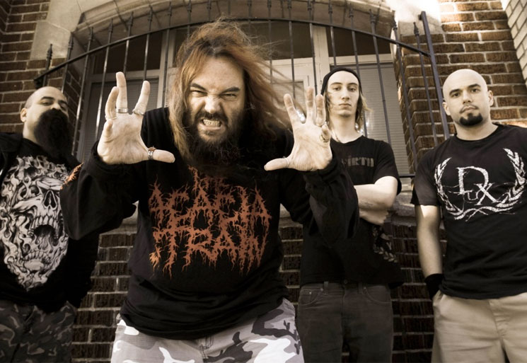 Soulfly Map Out North American Fall Tour