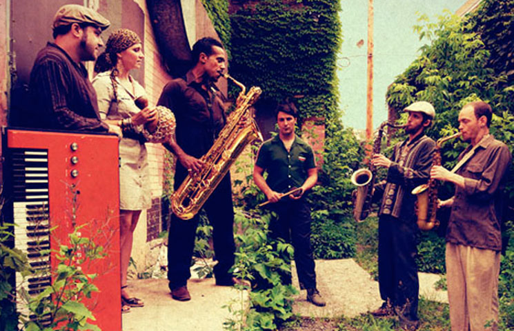 Souljazz Orchestra Find Their Voice for 'Resistance'