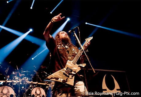 Soulfly Sign to Nuclear Blast Entertainment, Set to Work on New LP