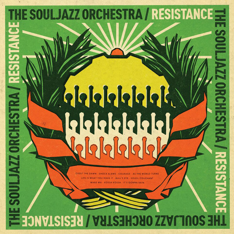 The Souljazz Orchestra Resistance