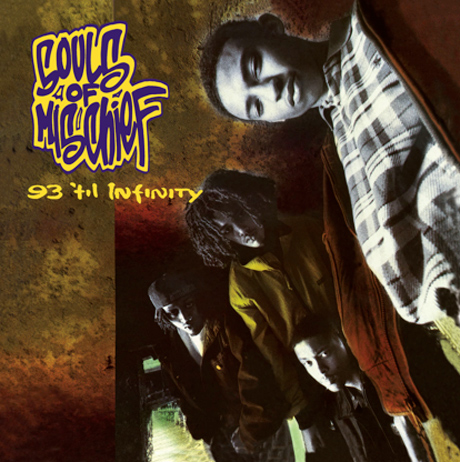 Souls of Mischief's '93 'til Infinity' Receives Deluxe Reissue for 20th Anniversary