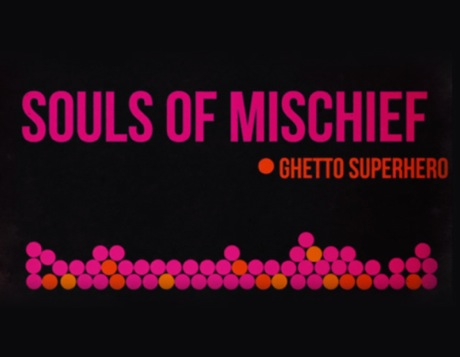 "Souls of Mischief ""Ghetto Superhero"" (lyrics video)"