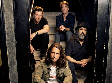 Soundgarden Set November Release Date for New Album