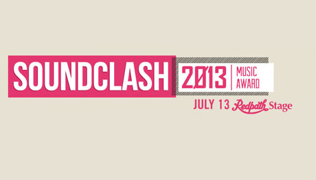 Toronto's SoundClash Music Festival Gets Born Ruffians, Chairlift, Boundary, Announces Finalists for 2013 Awards