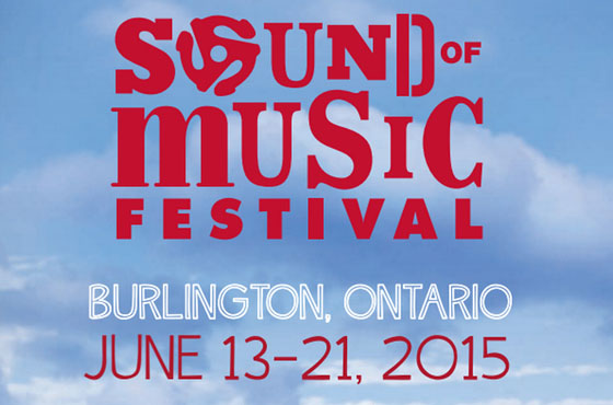 Sound of Music Rolls Out 2015 Lineup