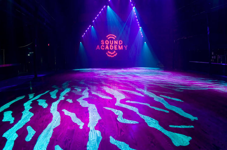 Toronto's Sound Academy Closing Its Doors for Massive Redesign