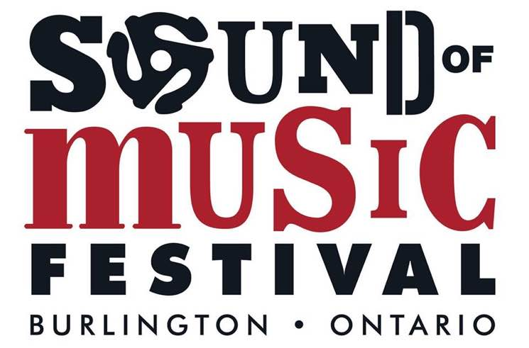 ​Burlington's Sound of Music Festival Announces 2018 Lineup with Matthew Good, Kongos, Scott Helman