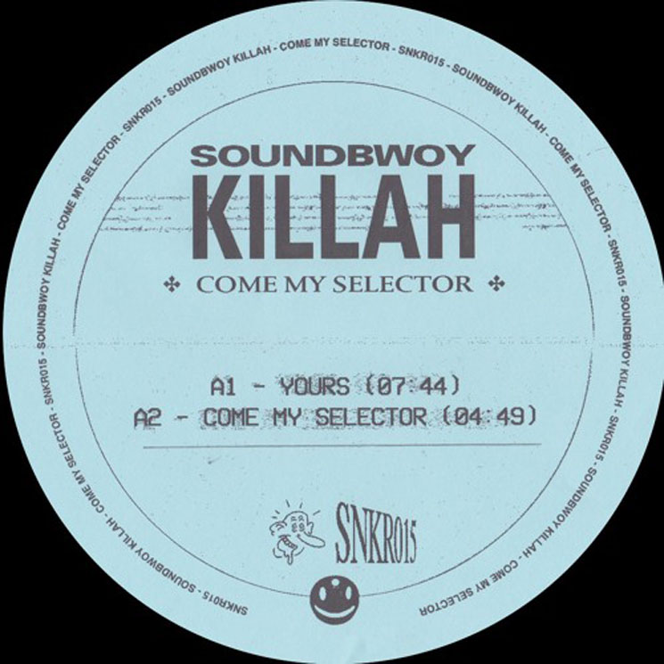 Soundbwoy Killah Come My Selector