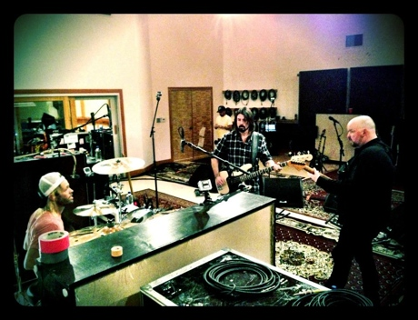 Dave Grohl Gets Stevie Nicks, John Fogerty, Krist Novoselic for Sound City Players Supergroup