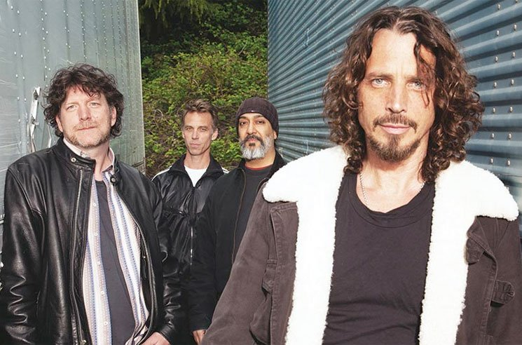 Chris Cornell's Widow Sues Soundgarden (Again)