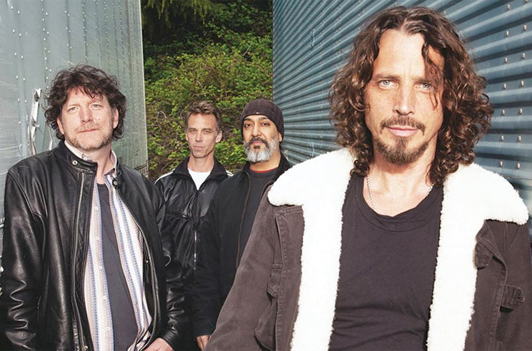 Soundgarden Fire Back at Royalties Lawsuit Filed by Chris Cornell's Widow