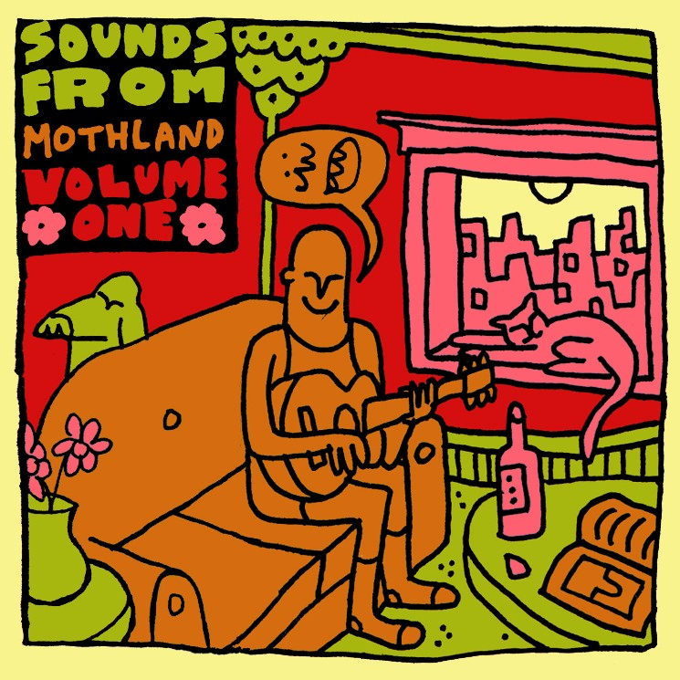 Montreal's Psych Scene Comes Together for 'Sounds from Mothland Volume I' Mixtape