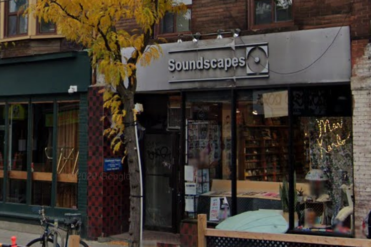 Toronto's Soundscapes Record Store Is Closing Permanently