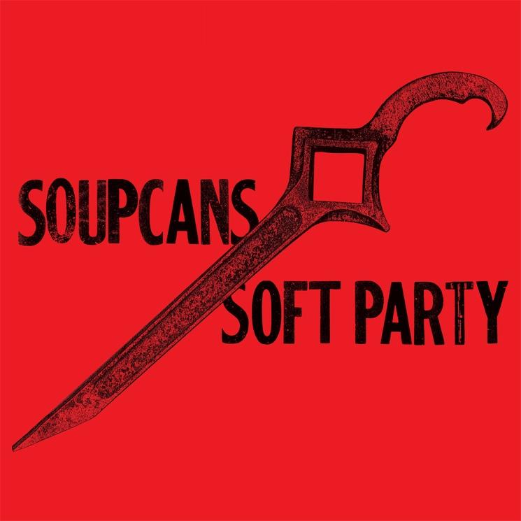 Soupcans Return with 'Soft Party' LP