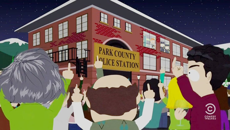 'South Park' Takes On Police Brutality with the Help of N.W.A.