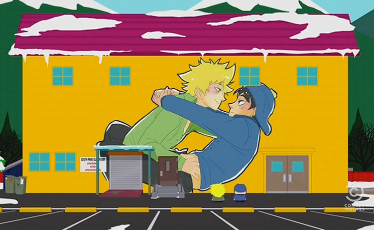 'South Park' Turns to Magnetic Fields and Peter Gabriel to Explore the Male Romance of Yaoi