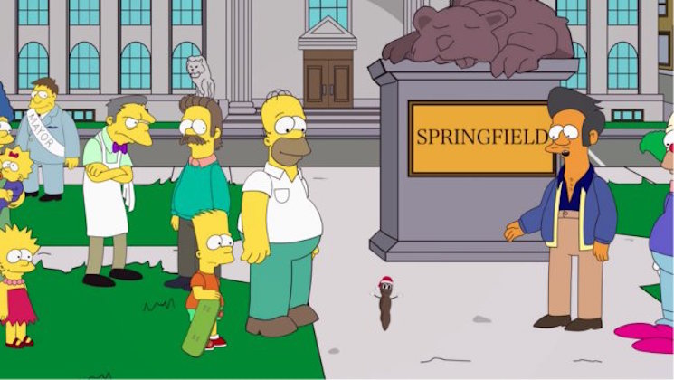 'South Park' Jokes That 'The Simpsons' Should Be Cancelled over Apu Controversy