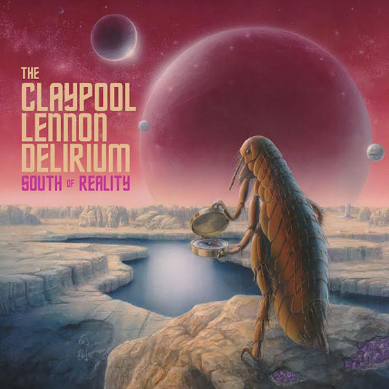 The Claypool Lennon Delirium Go 'South of Reality' on New Album