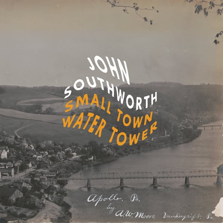 John Southworth Small Town Water Tower