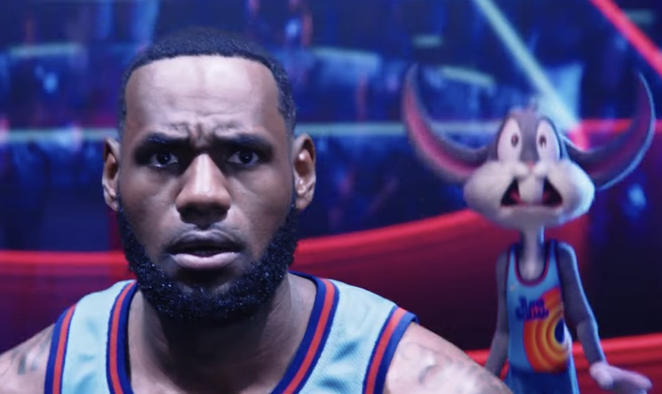 Warner Offers Tiny 'Space Jam' Snippet in New Sizzle Reel