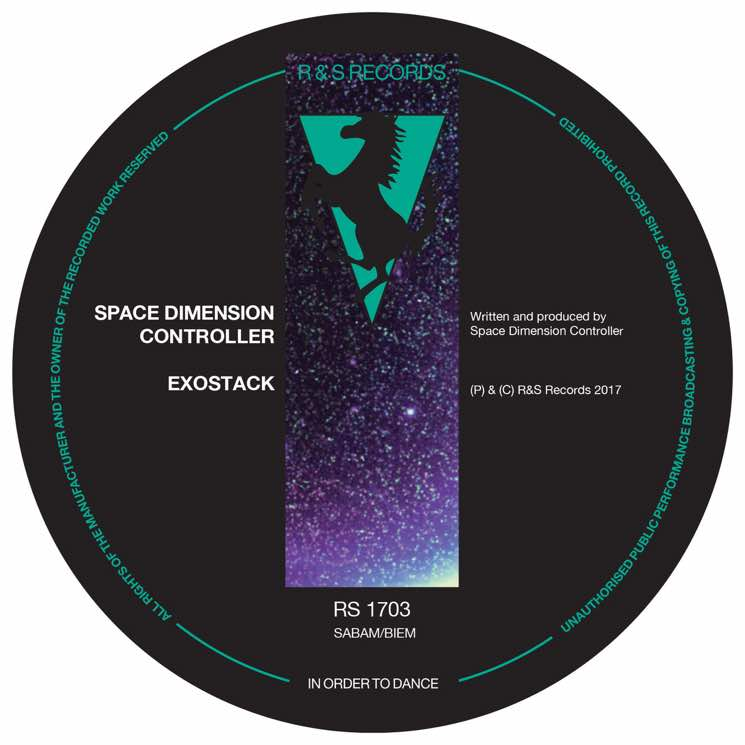 Space Dimension Controller Exostack EP