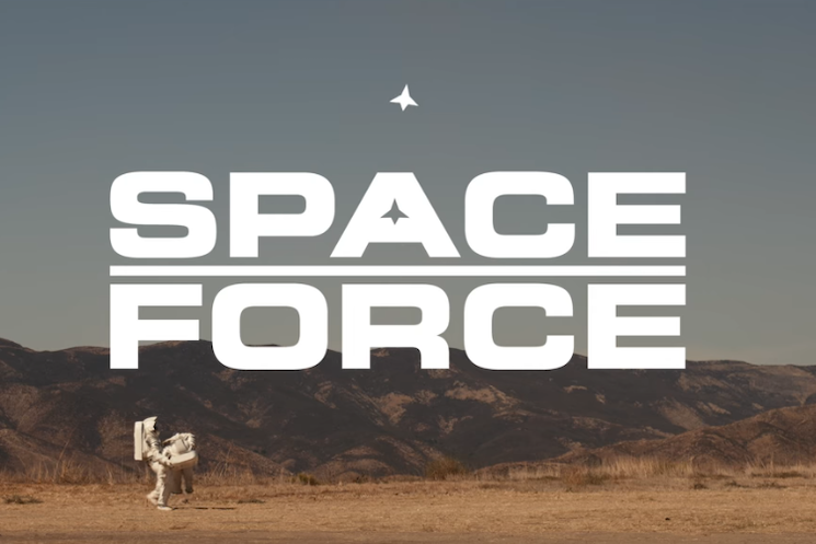 Watch the Trailer for Steve Carell's 'Space Force' Netflix Series