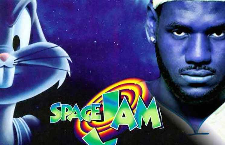 'Space Jam 2' Is Officially Happening with LeBron James
