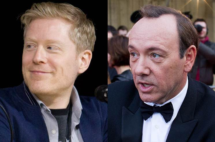 Anthony Rapp Accuses Kevin Spacey of Making Sexual Advances on Him When He Was 14