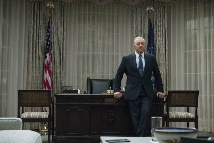 ​'House of Cards' Staff Detail Kevin Spacey's Pattern of Sexual Harassment in the Workplace