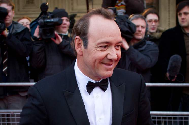 ​Kevin Spacey Accused of Groping Norwegian Royal's Ex-Husband